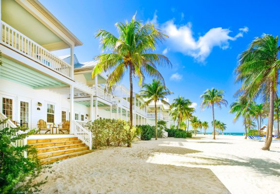 Waterfront Cottages in the Florida Keys