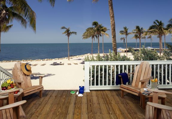 Step Onto the Sand From Your Florida Resort